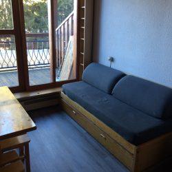 Le canapé / lit gigogne